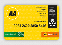 Aa Membership Benefits >> Aa Smartfuel Welcome Cardholder
